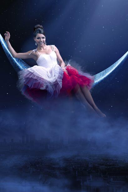 """""""Yo soy una mujer soñadora con metas fijas. Viendo hacia las..."""