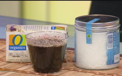 Alimentos que se deben consumir en la mañana para mantener saludable el...