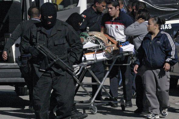 Recientemente fue asesinada Hermila García, la primera jefa de policía v...