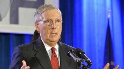 Los republicanos toman el control del Senado