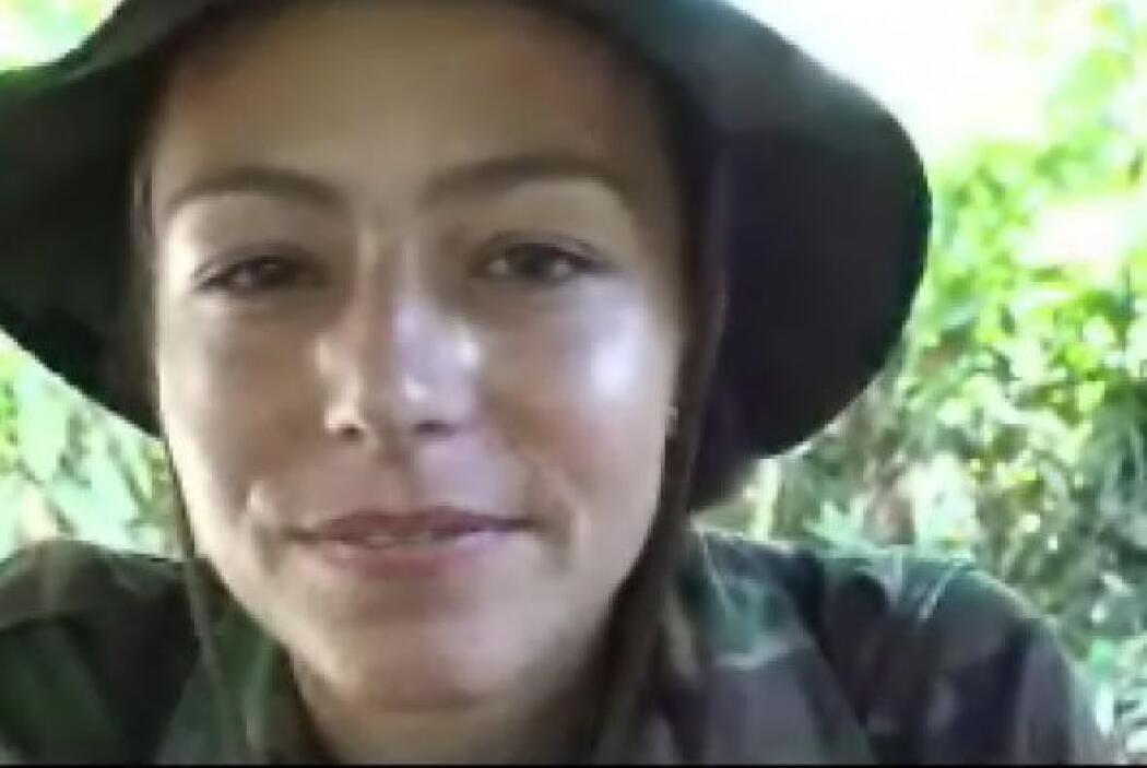 """""""Seguramente (Tanja Nijmeijer) puede dar un gran aporte a las FARC por s..."""