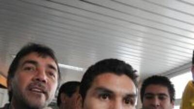 El futbolista paraguayo, SalvaroCabañas fue agredido por Jose Jorge ba...