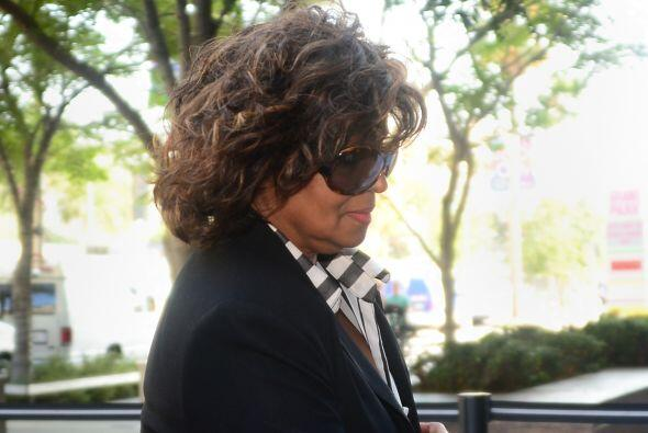 Katherine Jackson, madre del artista, demandó a AEG para pedir una compe...