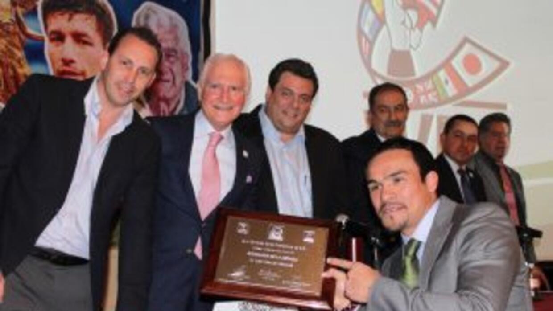 Juan Manuel Márquez peleador de la década en México.