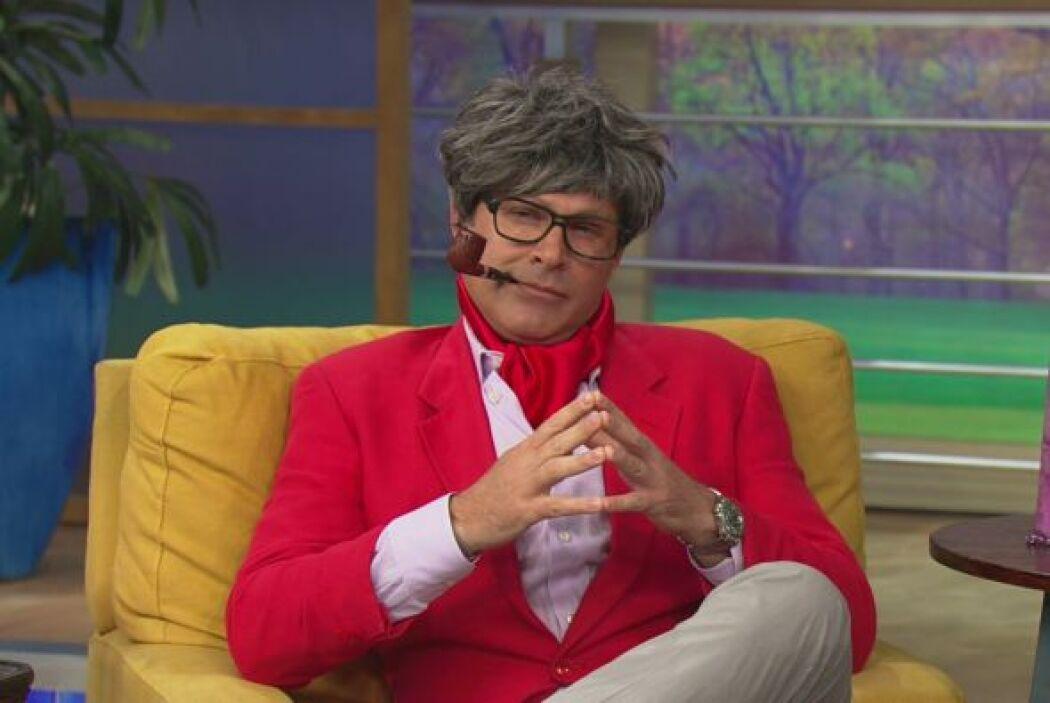 Xavi Ondo, el gran pensador de Despierta América, llegó al programa para...