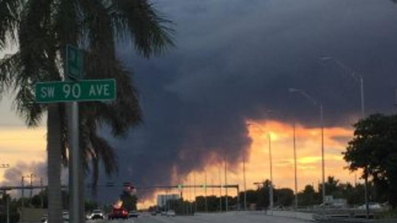 Incendio Kendall