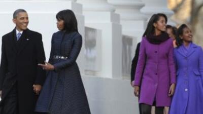 En estos cuatro años el matrimonio presidencial ha sido muy cuidadoso a...
