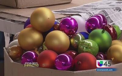 México es la capital de las esferas navideñas