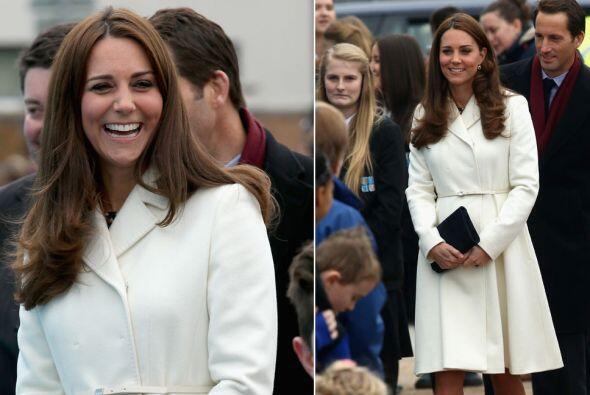 Ya queremos conocer al nuevo integrante de la familia real britán...