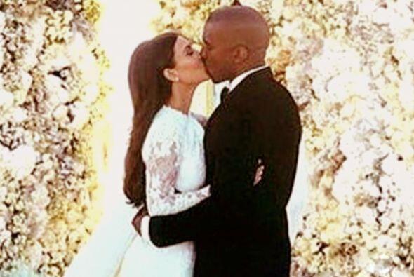 La boda más buscada dentro del importante portal fue la de Kim Ka...