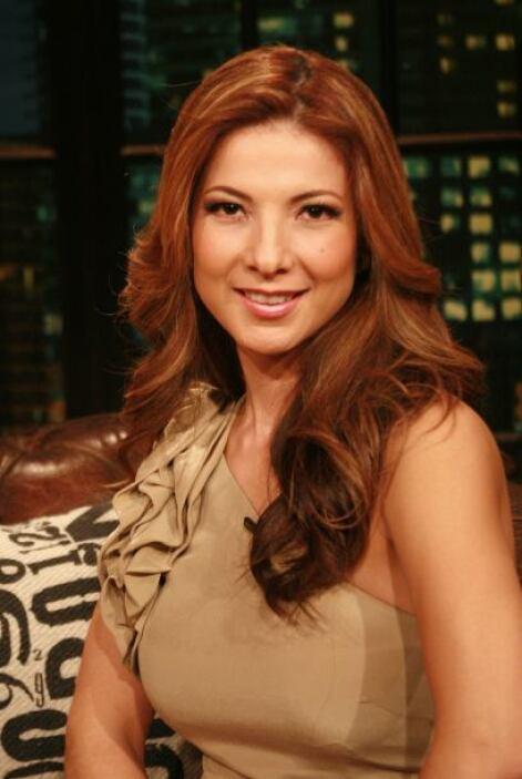 Priscila Ángel es una 'mamacita', gracias a las horas de ensayo en Mira...