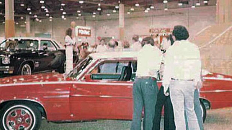 El primer South Florida International Auto Show se realizó en el Centro...