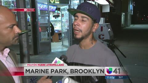 Un hispano muere atropellado en Brooklyn y la conductora se dio a la fuga