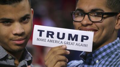 """Clinton y Trump, entre """"grandiosos"""" y """"terribles"""" trump.jpg"""