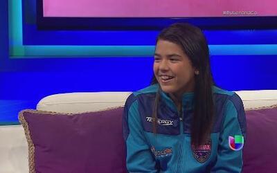 Histórica participación de Adriana Díaz en el Campeonato Mundial Cadete...