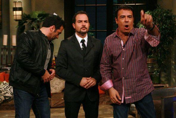 Y después hubo un momento de humor que presentó Gabriel.