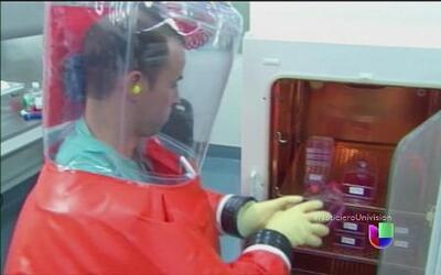 El brote de ébola avanza, pero un medicamento secreto puede ser un remed...