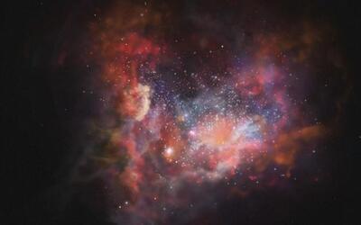 Telescopio detecta oxígeno en el punto más lejano del universo