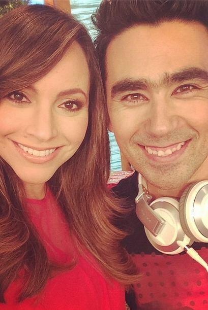 """""""¡Ni nuestro DJ se salva de la fiebre de #embarazos en @despiertaa..."""