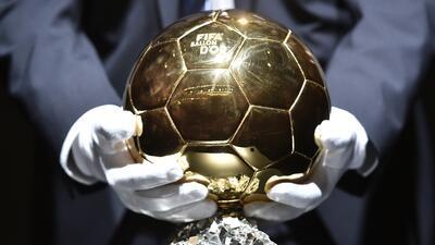 El Balón de Oro se entregará el próximo 11 de enero.