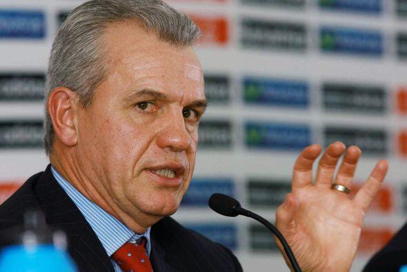 La selección mexicana bajo la batuta de Javier Aguirre tuvo momentos int...