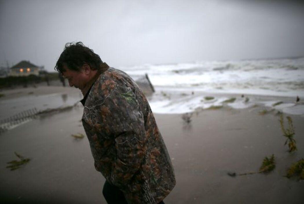El lunes el Presidente Obama se dirigió a la nación sobre el Huracán San...