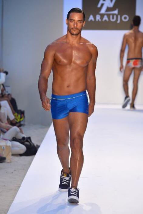 Uno de los diseños que más ha gustado no sólo en el público masculino si...