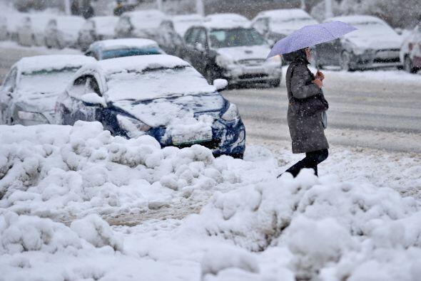 27 de enero. Inicia una ola de frío polar en Europa del Este que se prol...
