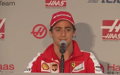 Esteban Gutiérrez será el nuevo piloto de Hass en Fórmula 1