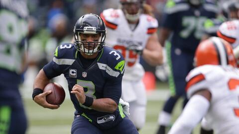 Seahawks 30-13 Browns: Seattle liga 5 victorias y clasfica a los playoff...
