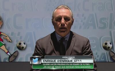 Los consejos de Stoitchkov para impresionar a los entrenadores y quedar...