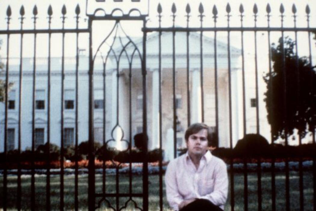 El perturbado joven se había sacado una foto frente a la Casa Blanca uno...
