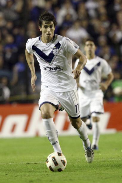 Vélez llega a este duelo en Asunción con mucho optimismo y cierta tranqu...