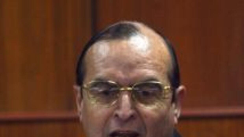 Un tribunal civil absolvió al ex jefe de inteligencia Vladimiro Montesin...