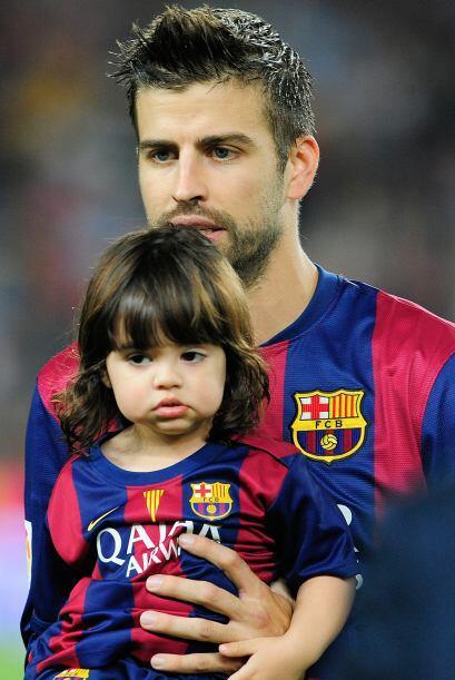Las mejores fotos de Milan Piqué, a punto de cumplir dos años y converti...