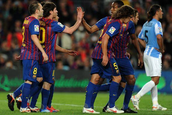 Lo de Messi es de película, es para aplaudir, un jugador impresio...