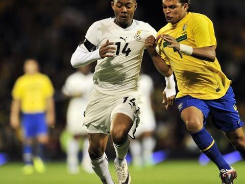 La escuadra de Brasil continuó con sus partidos amistosos interna...