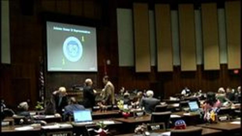 Camara de legisladores en Arizona