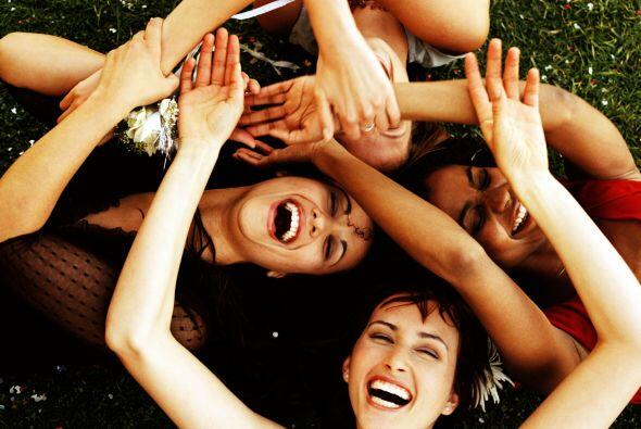 Otro beneficio de estar soltero es que puedes organizarte y planear tus...