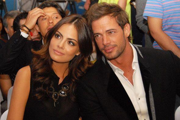 """William Levy y Ximena Navarrete tendrán un amor apasionado en """"La Tempes..."""