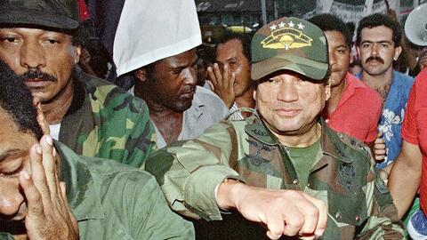 Manuel Antonio Noriega, exdictador panameño.