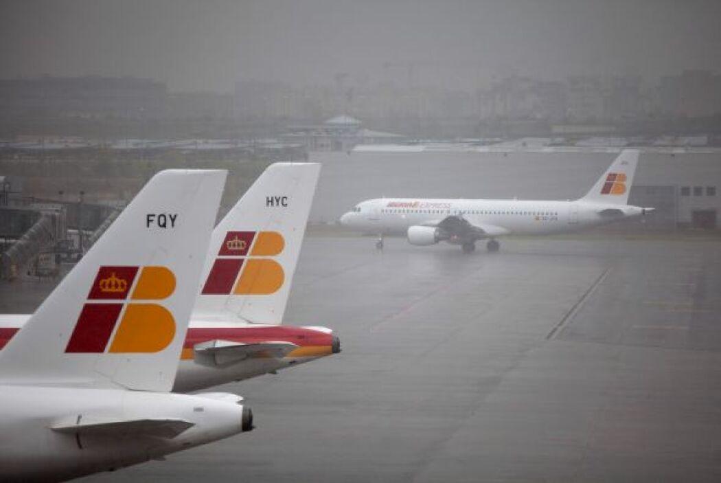 31- La española Iberia perdió 602 personas en siniestros.