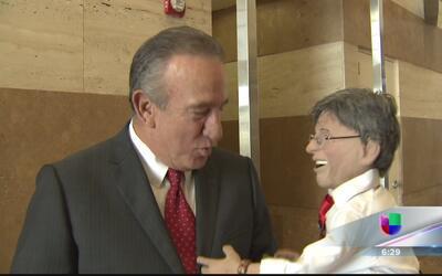 El encuentro de 'El Gobe' con Manuel Cidre