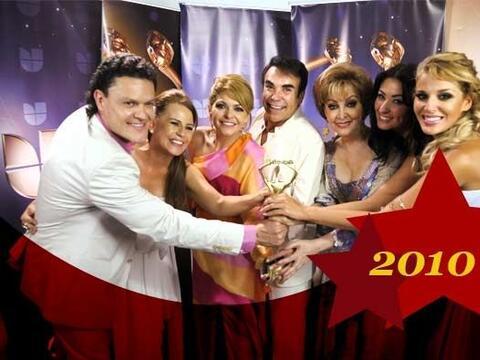Hasta que el dinero nos separe fue la ganadora de los Premios TVyNovelas...