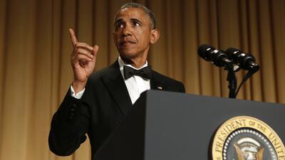 Las mejores bromas de Barack Obama