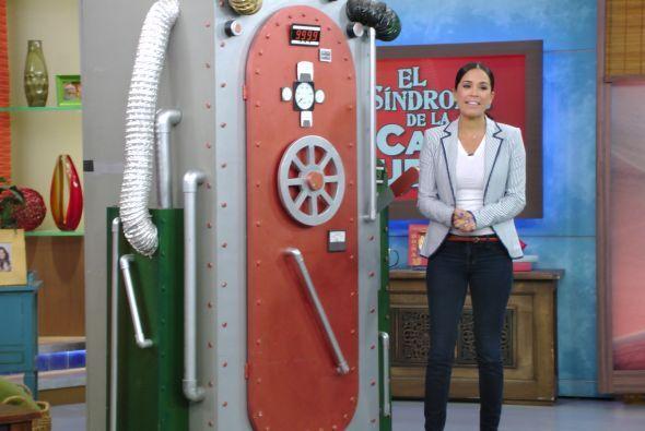 ¿Y qué tal con la cajita fuerte que se encontró Karla? Ideal para esposo...