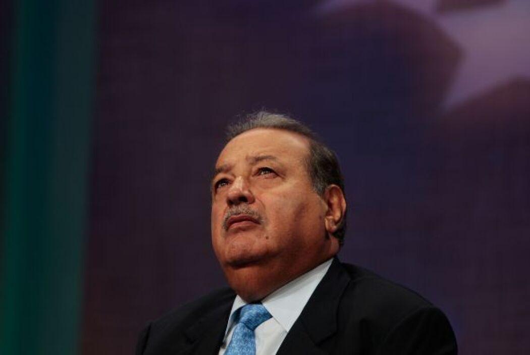 """1. Carlos Slim Helú. El hombre más rico de México """"y que también ha sido..."""