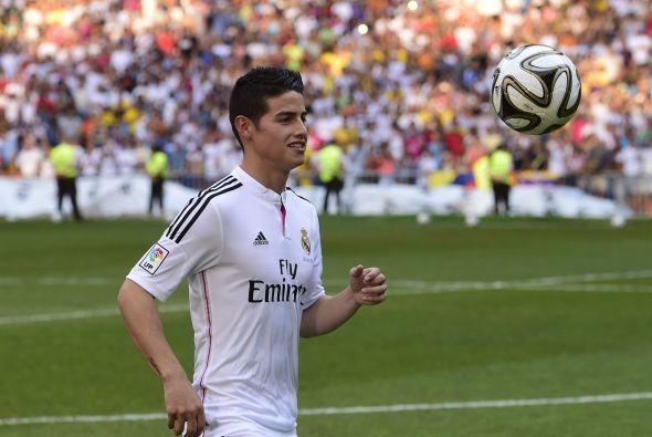 El jugador ha tenido un crecimiento deportivo increíble a raíz del Mundial.
