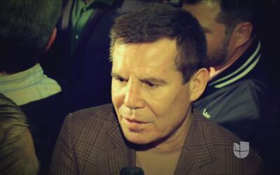 Julio César Chávez no está de acuerdo con la apuesta de su hijo y 'Canel...
