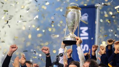 Trofeos de la MLS